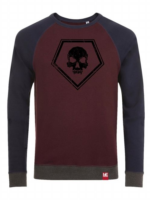 【予約商品】【ガーヤエンターテイメント】 Dead by Daylight/ Sweater Killer Icon Navy スウェット サイズM GE6162M