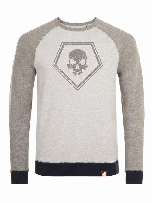 【予約商品】【ガーヤエンターテイメント】 Dead by Daylight/ Sweater Killer Icon Grey スウェット サイズXL GE6163XL