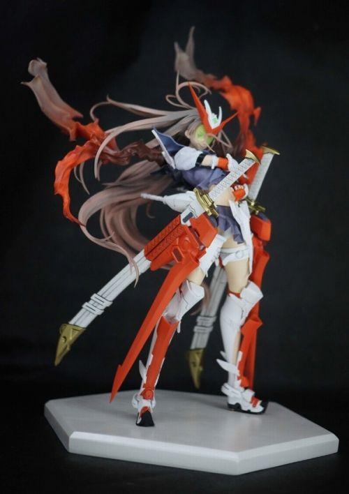 【予約商品】【スペシャルカンパニー】 機械剣士 RED 赤 1/6 スタチュー