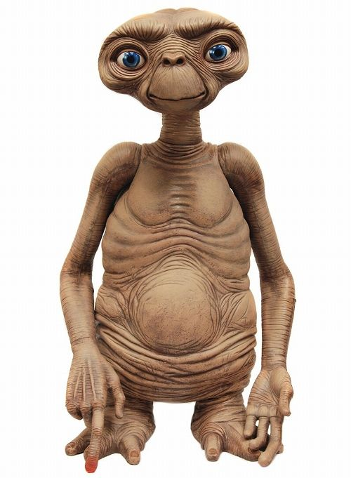 【予約商品】【ネカ】 【送料無料】【再生産】E.T./ E.T.(イーティー) スタント パペット プロップレプリカ