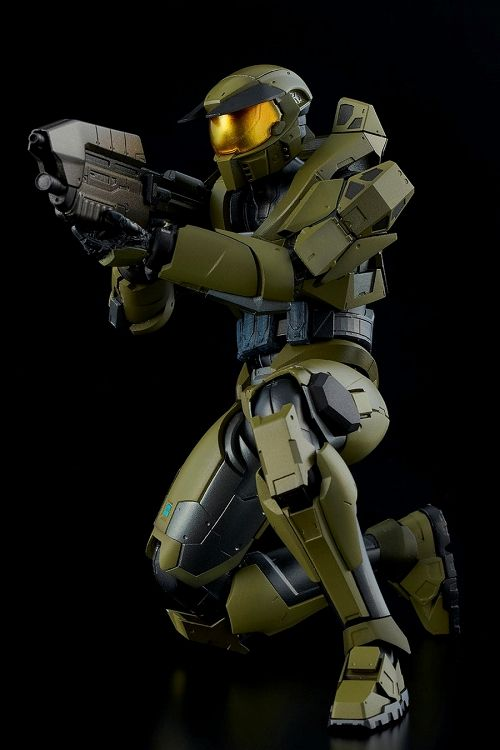【予約商品】【1000トイズ】 HALO Combat Evolved/ マスターチーフ ミニョルアーマー Mk-V 1/12 アクションフィギュア