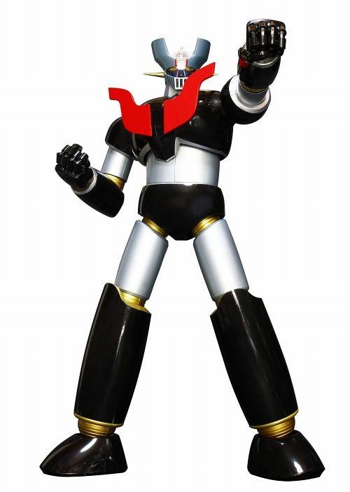 【予約商品】【エボリューショントイ】 グランドアクションビッグサイズモデル/ マジンガーZ: マジンガーZ コミック ver