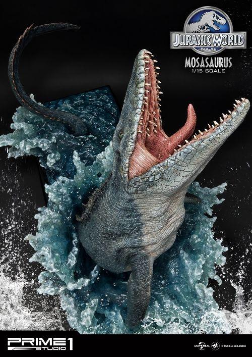 【予約商品】【プライム1スタジオ】 【内金確認後のご予約確定】【来店受取不可】レガシーミュージアムコレクション/ ジュラシック・ワールド: モササウルス 1/15 スタチュー LMCJW2-06