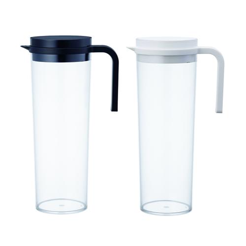 水出しパック2個でちょうど作れる1.2Lサイズの冷水筒 PLUGウォータージャグ単品 マメーズ焙煎工房 水出し 超安い 新着 コーヒー アイスコーヒー