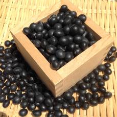 【送料無料】令和1年産【新豆】北海道産 黒豆(3.0分上) 30kg(豆袋1体にて発送) おせち 煮豆用として