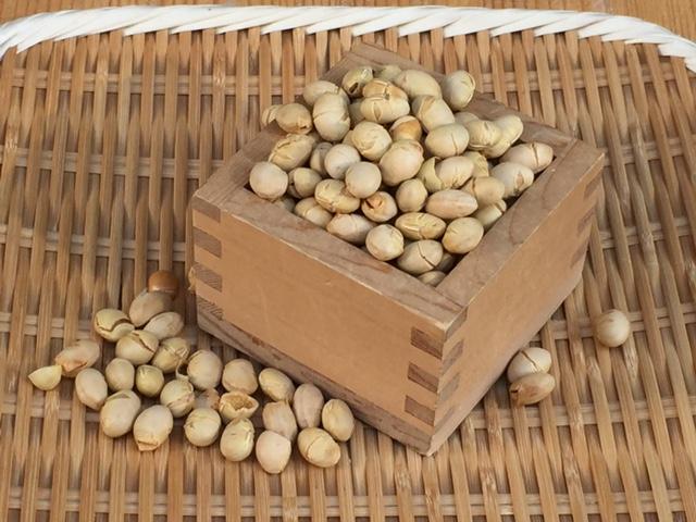 焙煎大豆(国産煎り大豆)250g×2【1000円ポッキリ】【青森県産おおすず大豆使用】