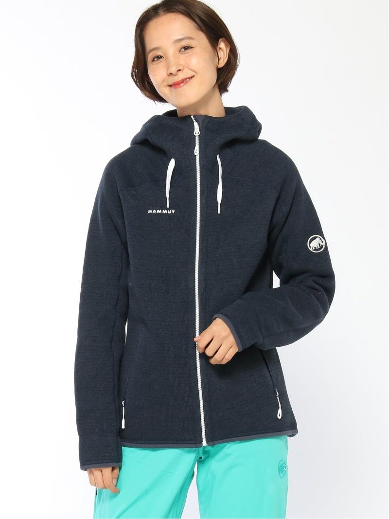 KW_Tシャツ 新品■送料無料■ MAMMUT レディース カットソー マムート ストアー Rakuten Fashion W 送料無料 パーカー ネイビー Arctic ML Women Jacket Hooded