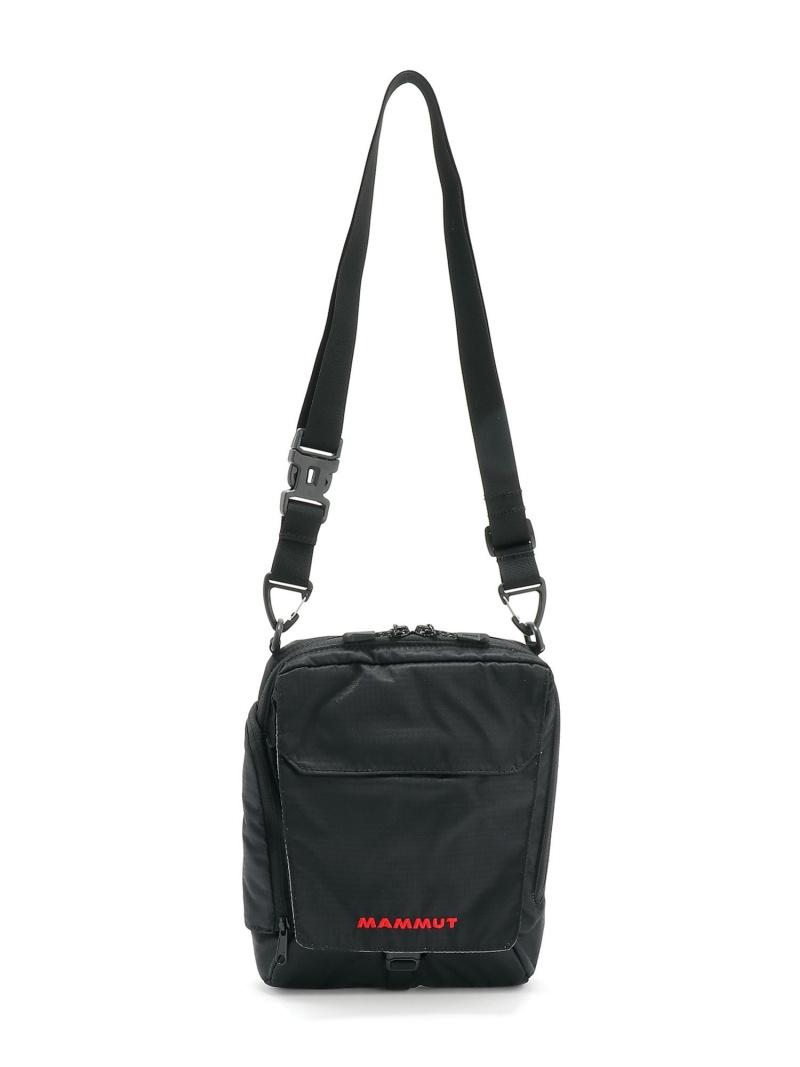 MAMMUT ユニセックス バッグ NEW ARRIVAL マムート お買い得品 U Tasch ショルダーバッグ Rakuten Fashion 送料無料 Pouch ブラック