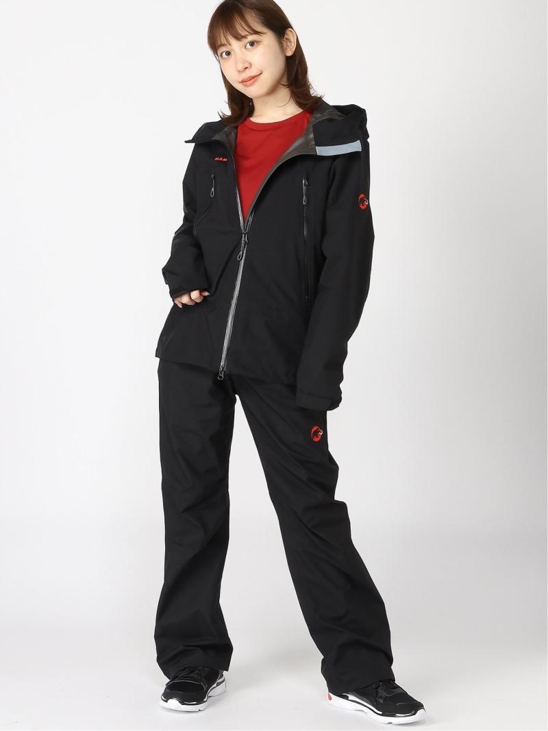 MAMMUT レディース スポーツ 水着 マムート Rakuten Fashion W ブラック 送料無料 CLIMATE セットアップ 激安価格と即納で通信販売 早割クーポン Rain-Suit ネイビー レッド スポーツウェア