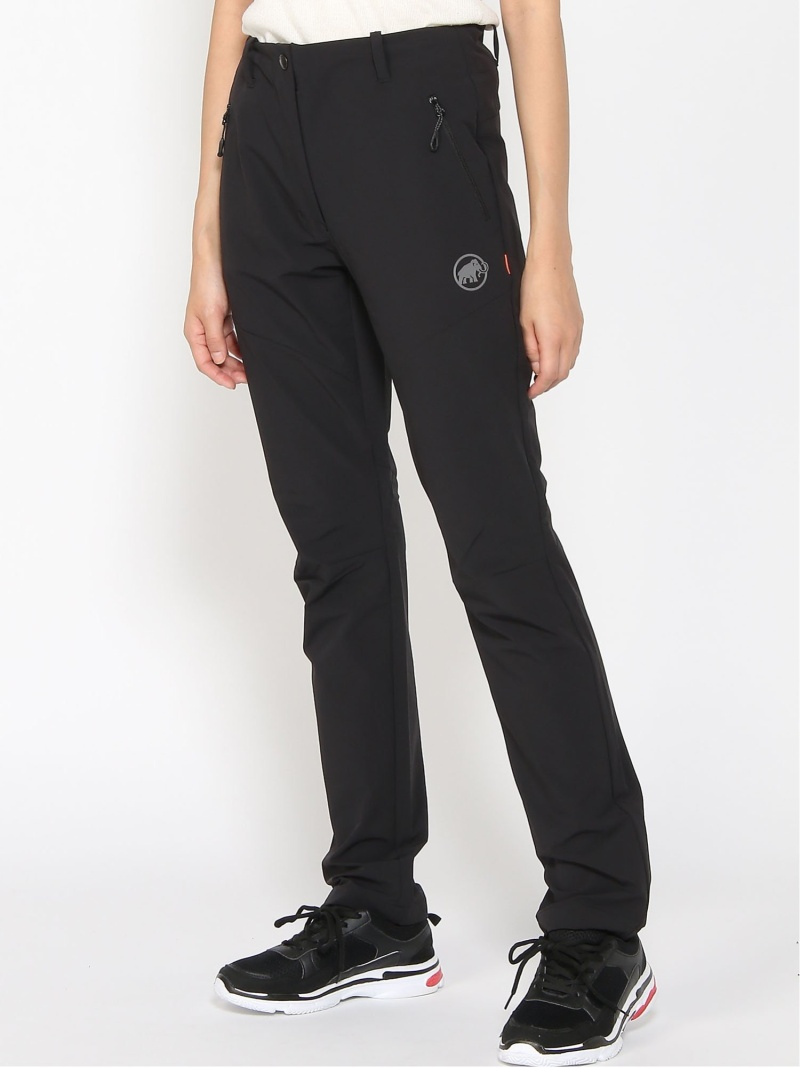 MAMMUT レディース パンツ ジーンズ マムート W Trekkers 3.0 SO Pants AL完売しました。 ブラック 即納 カーキ 送料無料 ブルー AF Women Fashion Rakuten フルレングス