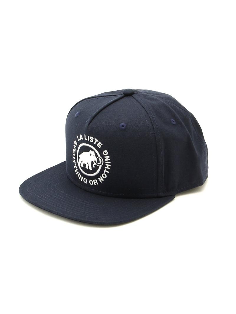 MAMMUT ユニセックス 帽子 激安超特価 ヘア小物 マムート U La Liste Cap 送料無料 Fashion Rakuten 好評 ネイビー キャップ