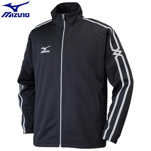 トレーニングウエア ウォームアップスーツ ミズノ MIZUNO 32JC600309 バーゲンセール ウォームアップシャツ ユニセックス 全店販売中 09 ブラック