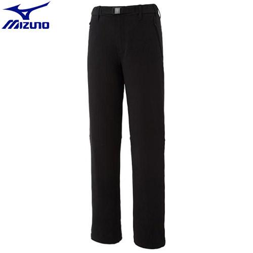 アウトドア ボトムス ミズノ MIZUNO ブレスサーモムーブテックパンツ[レディース](09)ブラック A2MF770209
