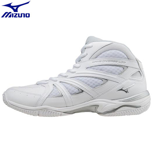 フィットネスシューズ ミズノ MIZUNO ウエーブダイバースLG3(フィットネス)(01)ホワイト K1GF157101