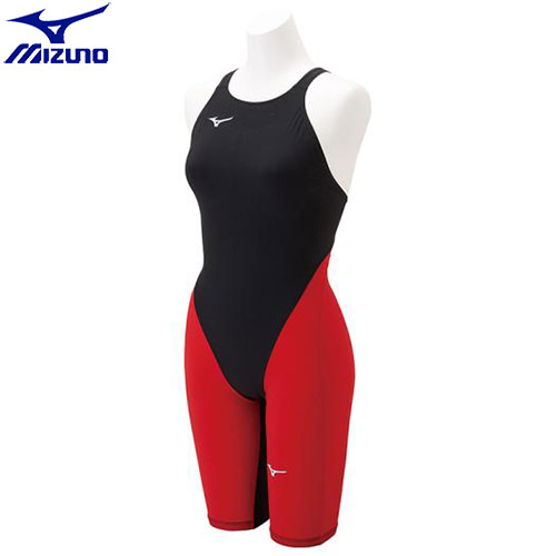 競泳水着 ミズノ MIZUNO MX-SONIC MX-SONIC MX-SONIC G3 ハーフスーツ[レディース](96)ブラック×レッド N2MG871196 MX a2f