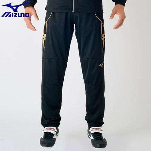キャンペーンもお見逃しなく セール品 サッカーウエア ウォームアップスーツ ミズノ MIZUNO P2MD708009 ブラック ウォームアップパンツ 09 メンズ