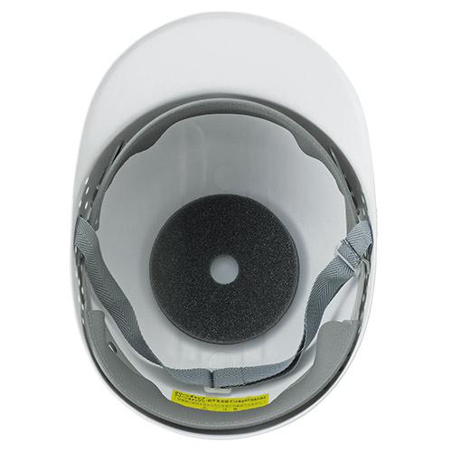 軽作業帽通気口付き(通気孔)進和化学工業クリーンキャップIあご紐付通気口付き(通気孔)