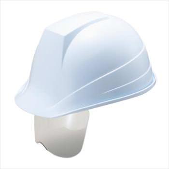 工事ヘルメット谷沢製作所タニザワST#189-SHシールドヘルメット