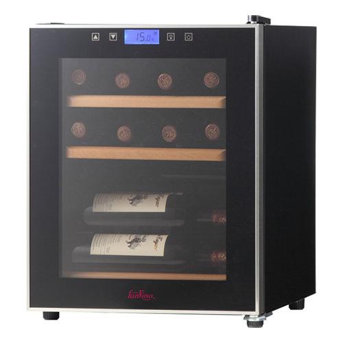 【ワインセラー 】[funVino12(ファンヴィーノ12) SW-12 品番:6035] ワインセラー 12本 家庭用 コンプレッサー式 funVino 自宅用 コンパクト ワインクーラー ワイン貯蔵庫 小型