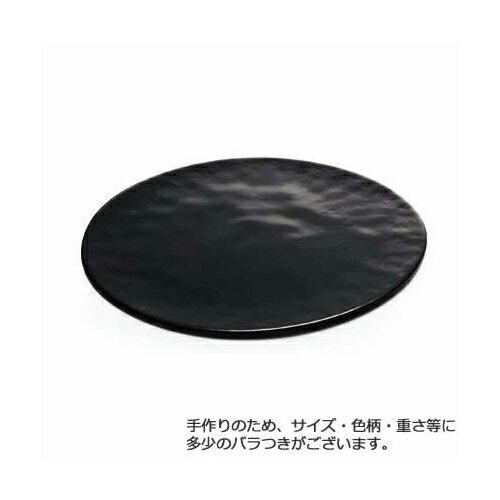 石塚硝子 アデリア Plate Flat FLAT 350 BK(3セット)品番:F-77521 【皿・ボウル】 皿 セット プレート 皿 食器 洋食器 ガラス食器
