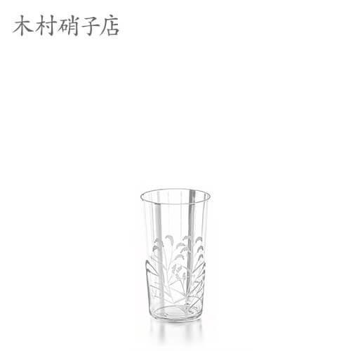 木村硝子 Harutade はるたで 5oz タンブラー×6脚セット タンブラーグラス kimuraglass グラス