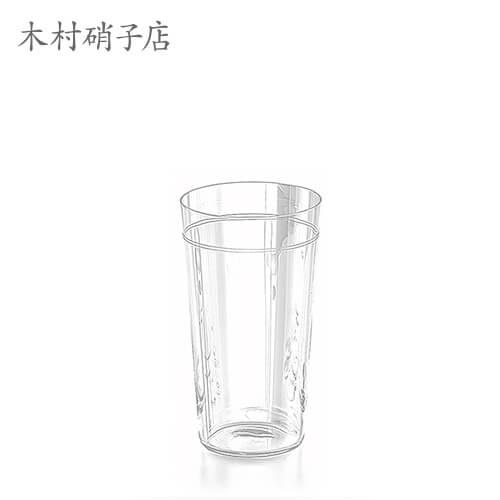 木村硝子店 Lute リュート 14oz タンブラー×6脚セット タンブラーグラス kimuraglass グラス