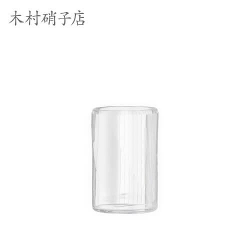 木村硝子店 mitate ミタテ 10oz ストレート(モールA) オールド・ファッションド・グラス(ロック・グラス)