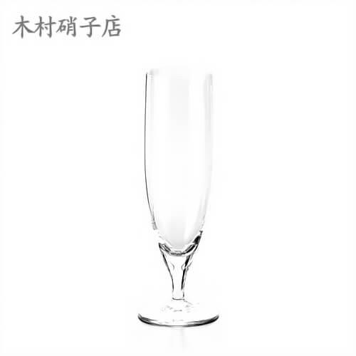 木村硝子店 プラチナ Platina 10oz ピルスナー×6脚セット ビアグラス(ステム付きタイプ) kimuraglass グラス