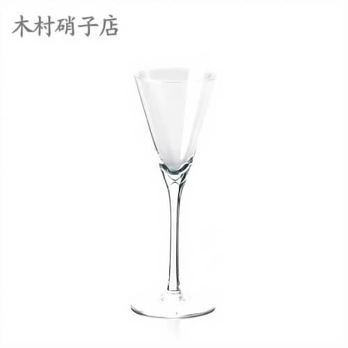 木村硝子店 プラチナ Platina 4oz ラッパカクテル×6脚セット カクテルグラス kimuraglass グラス
