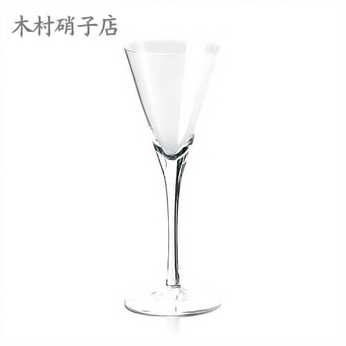 木村硝子 プラチナ Platina 5oz ラッパカクテル×6脚セット カクテルグラス kimuraglass グラス