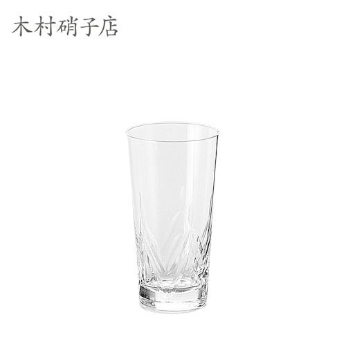 木村硝子店 マネ8ozタンブラー ×6脚セット 184 タンブラーグラス ハンドメイド 切子AR4qjL35