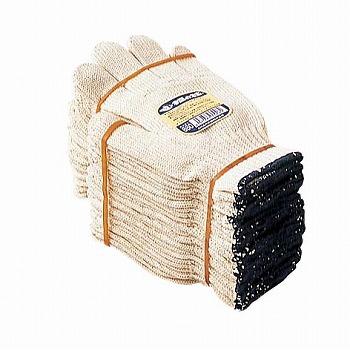【混紡軍手】福の花 混紡軍手 12双入×60セット[総数720双] 品番:660 おたふく手袋 (作業用手袋) 7ゲージ(厚手) 混紡軍手 柔らかい 吸湿性 乾きやすい しわになりにくい お手ごろ価格