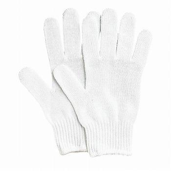 【純綿軍手】薄手編み手袋 バイク手袋(Sサイズ)[480双入] 品番:502 (Sサイズ) おたふく手袋 (作業用手袋) 10ゲージ(薄手) 純綿軍手 綿100% 厚手 丈夫 熱に強い 燃えにくい 吸汗性 キャンプ ハイキング バーベキュー 火元作業 火を扱う 肌にやさしい