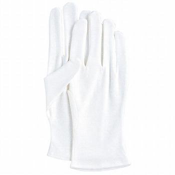 【スムス手袋】綿薄手袋 5双入×80セット[総数400双] 品番:JW-240 (S・M・Lサイズ) おたふく手袋 (作業用手袋) 縫製手袋 綿手袋 綿マチ付き 綿スムス手袋 綿100% 吸汗性 ムレにくい 肌に優しい 品質管理 選別作業 精密 梱