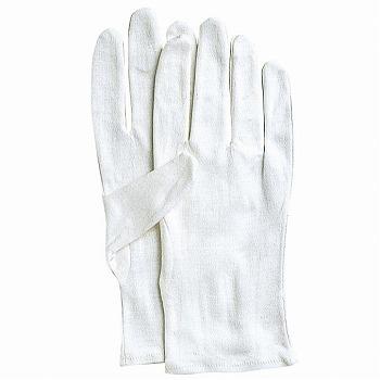 【スムス手袋】ミクローブ4000 綿手袋 12双入×10セット[総数120双] 品番:4000 (S・M・L・LLサイズ) おたふく手袋 (作業用手袋) 縫製手袋 綿マチなし 綿スムス手袋 綿100% 吸汗性 ムレにくい 肌に優しい 品質管理 精密 梱