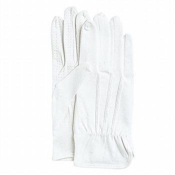 スムス手袋(縫製手袋)おたふく手袋セームノンスリップ[12双入]526綿マチ付き滑り止め付き