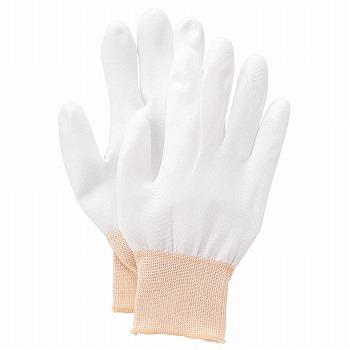 【背抜き手袋】ピタハンド 背抜き手袋 [120双入] 品番:215 (S・M・L・LLサイズ) おたふく手袋 (作業用手袋) ゴム張り 薄手 フィット 柔軟性 滑り止め効果高 耐摩耗性 耐油 対溶剤性 ウレタンコーティング
