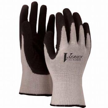 【背抜き手袋】厚手ゴム[120双入] 品番:A-34 (M・Lサイズ) おたふく手袋 (作業用手袋) ゴム張り 薄手 10ゲージ グリップ力 やわらかい フィットしやすい 低温でも硬くなりにくいグリップ力 耐久性 天然ゴムコーティング