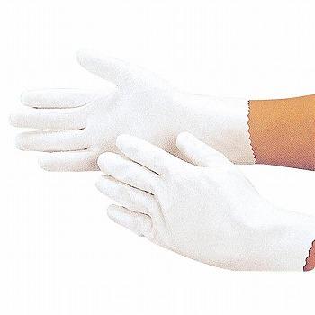 【ゴム手袋】耐油軽量ウレタン手袋 [5双入] 品番:SW138 (M・Lサイズ) おたふく手袋 (作業用手袋) ウレタン手袋 ビニール手袋 裏毛なし やわらかい 弾力性 耐溶剤性 耐摩耗性 においが少ない 溶剤作業 農業 水産業 漁業