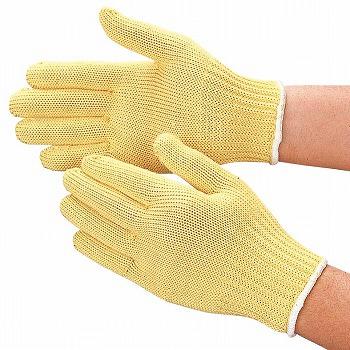 【耐切創手袋】 スーパーアラミド手袋 S 耐切創[100双入] 品番:806 (Sサイズ) おたふく手袋 (作業用手袋) 特殊用途作業 耐切創 アラミド繊維100% 切れにくい