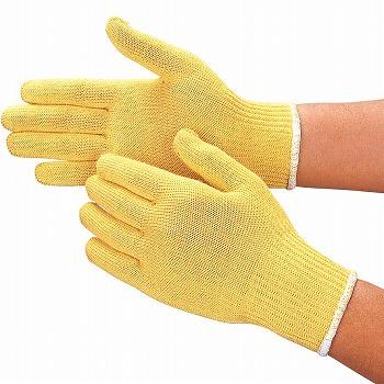 【耐切創手袋】 スーパーアラミド薄手袋 耐切創[100双入] 品番:810 おたふく手袋 (作業用手袋) 特殊用途作業 耐切創 アラミド繊維100% 切れにくい