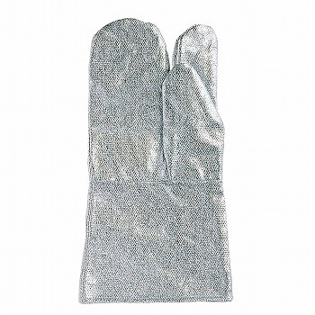 耐熱手袋 C 耐熱アルミ手袋 3本指35cm 30双入 おたふく手袋 作業用手袋 特殊用途作業 耐熱 耐火 カイノール繊維 フェノール樹脂 アルミ蒸着 祝成人 お花見 48時間限定ポイント 30%OFFクーポン! 法要 ギフトラッピング
