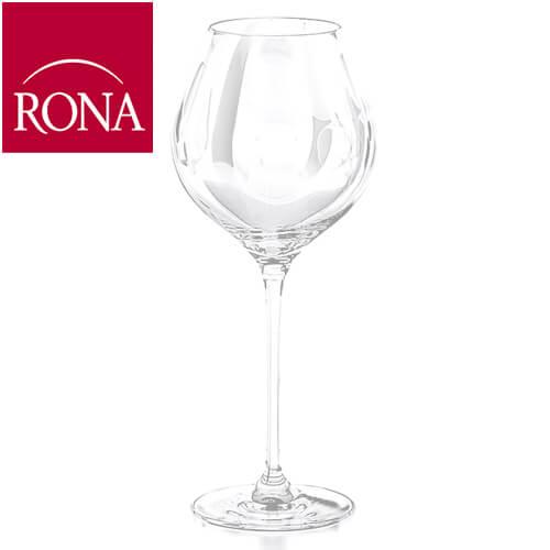 ロナ ヴォーグ 23oz バーガンディ×6脚セット ワイングラス RONA グラス