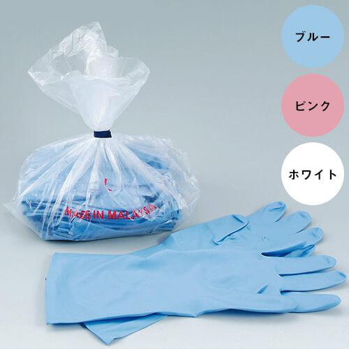 ダンロップ DUNLOP ニトリルうす手 10双組×10セット NO.910 二トリルゴム手袋