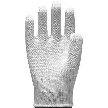 滑り止め軍手(ビニボツ)勝星産業滑り止め手袋ソフトドライブ[12双入]#101純綿薄手