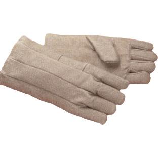 【耐熱手袋】耐熱手袋 ゼテックスプラス手袋 35cm [1双入] 品番:2100012 ゼテックス (作業用手袋) ビニール手袋 特殊作業 耐熱 耐火 シリカ繊維