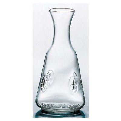 ラ・ロシェール 7407デカンタ(6セット)品番:H-4743 【カラフェ・デキャンタ】 カラフェ ワイン デカンタ デキャンタ デキャンター デカンター ガラス 瓶 食器 洋食器 ガラス食器La Rochere ラ・ロシェール