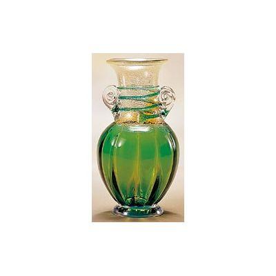 津軽びいどろ工房(春の芽) 花器(1個)品番:F-79622 【花器】 花瓶 ガラス ガラス 花器 ガラスベース フラワーベース 花びん インテリア フラワー 雑貨 花 ディスプレイ 置物 津軽びいどろ北洋硝子