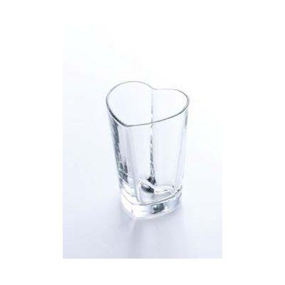 石塚硝子 アデリア ハート&ハート タンブラー(3セット)品番:P-6663  タンブラー グラス セット 食器 洋食器 ガラス食器 アデリア