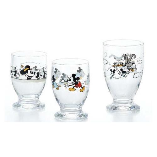 Disney ディズニー Mickey's Nightmare Mickey's Nightmare グラスセット(12セット)品番:S-5877 【ソフトドリンクほか】 ディズニー グラス コップ タンブラー ジュース ソフトドリンク 食器 洋食器 ガラス食器 ミッキー ミッキーマウス ミニー ミニーマウス
